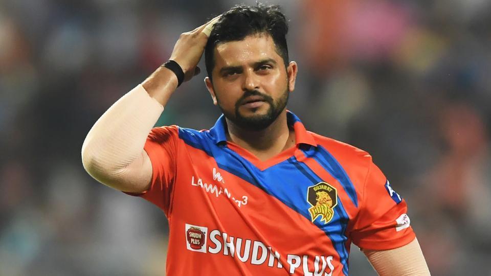Indian Cricketer Suresh Raina Photos