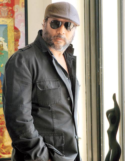 Jackie Shroff Cute Pictures