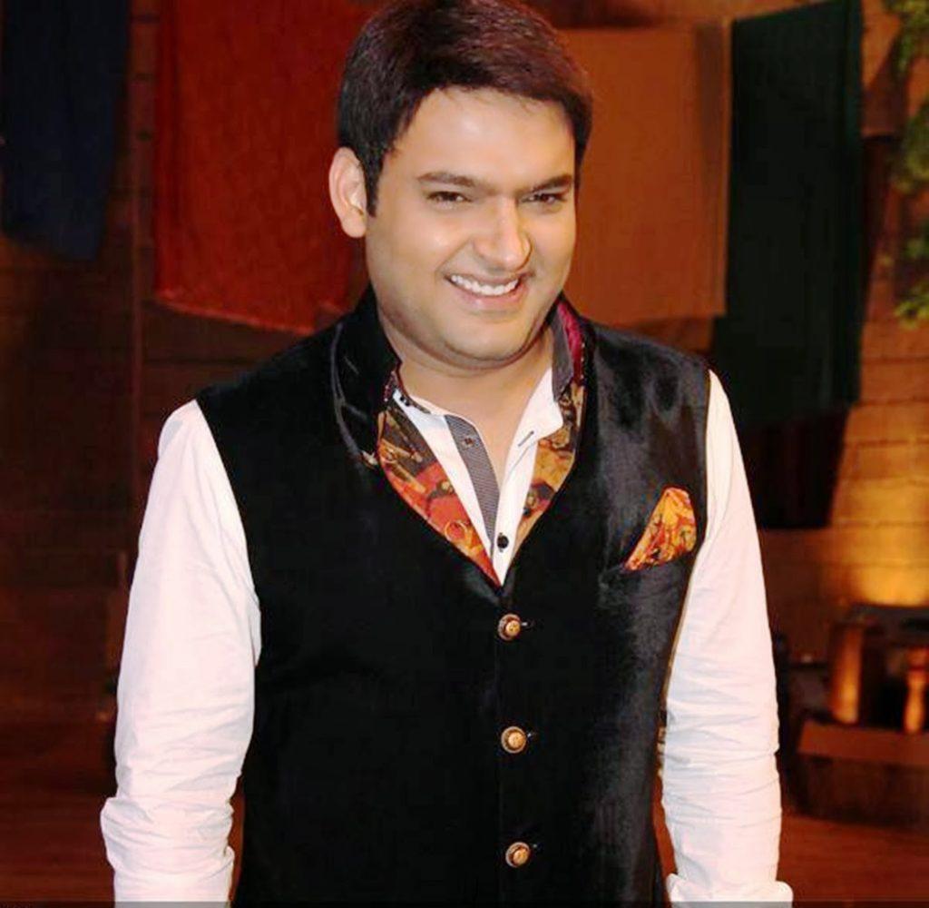Kapil Sharma New Hair Style Images
