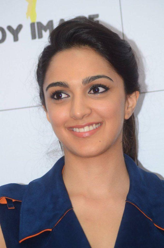 Kiara Advani Smile Pics