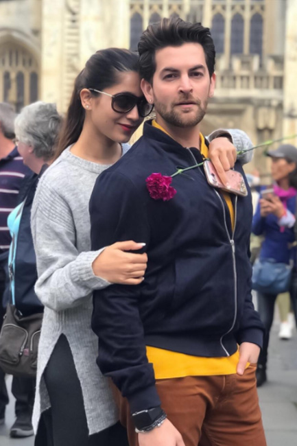 Neil Nitin Mukesh Cute Images