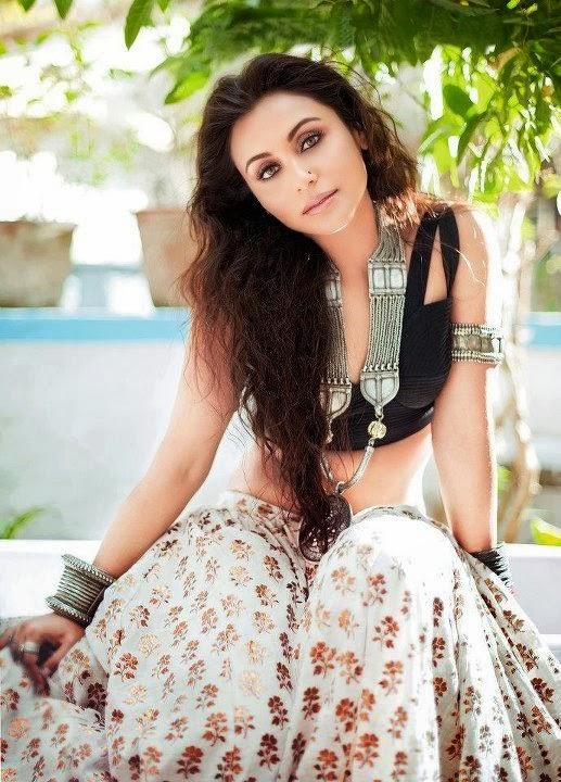 Rani Mukerji Hot Navel Wallpapers