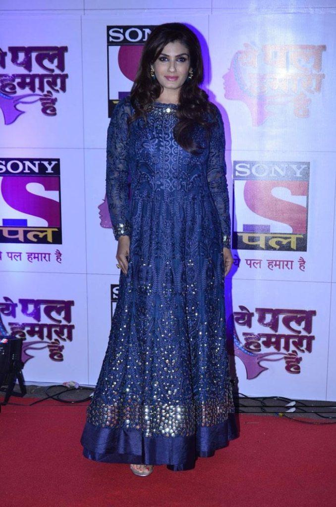 Raveena Tandon Charming Images