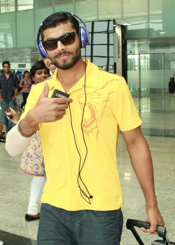 Ravindra Jadeja HD Photos Gallery In 2017