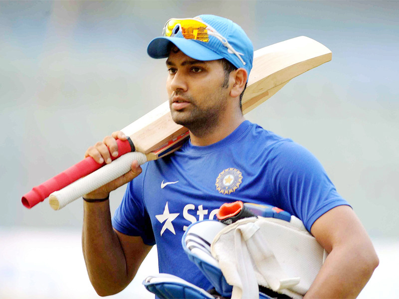 Rohit Sharma Charming Images