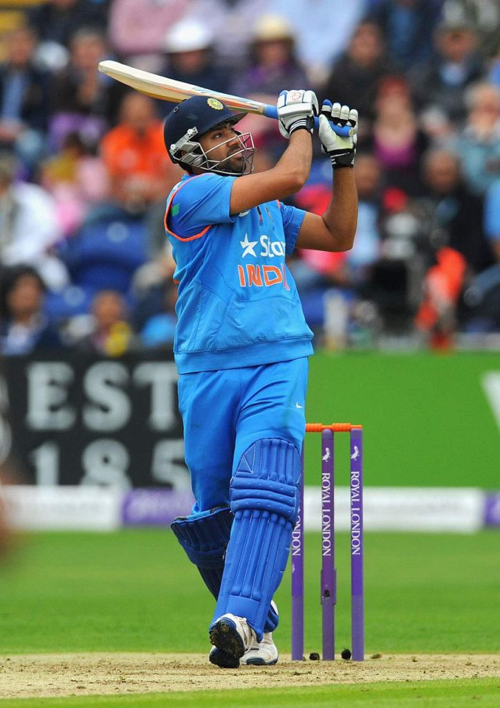 Rohit Sharma Cute Image