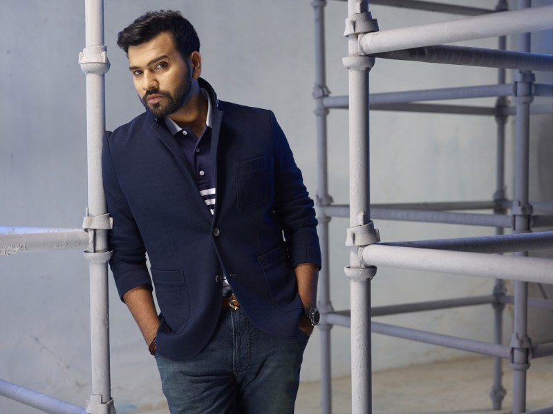 Rohit Sharma Full HD Photos Gallery In 2017