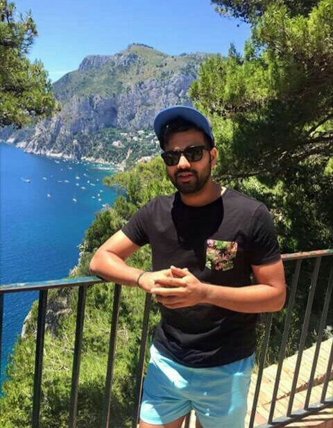 Rohit Sharma Hot Images