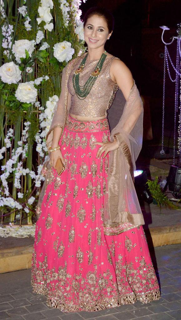 Sizzling & Sexy Urmila Matondkar Pics In Gagra Choli