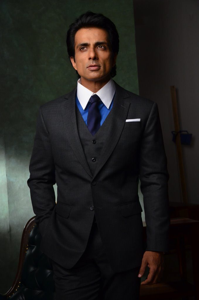 Sonu Sood Attractive Images