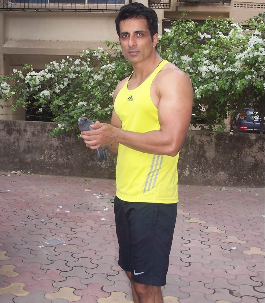 Sonu Sood Beautiful Wallpapers