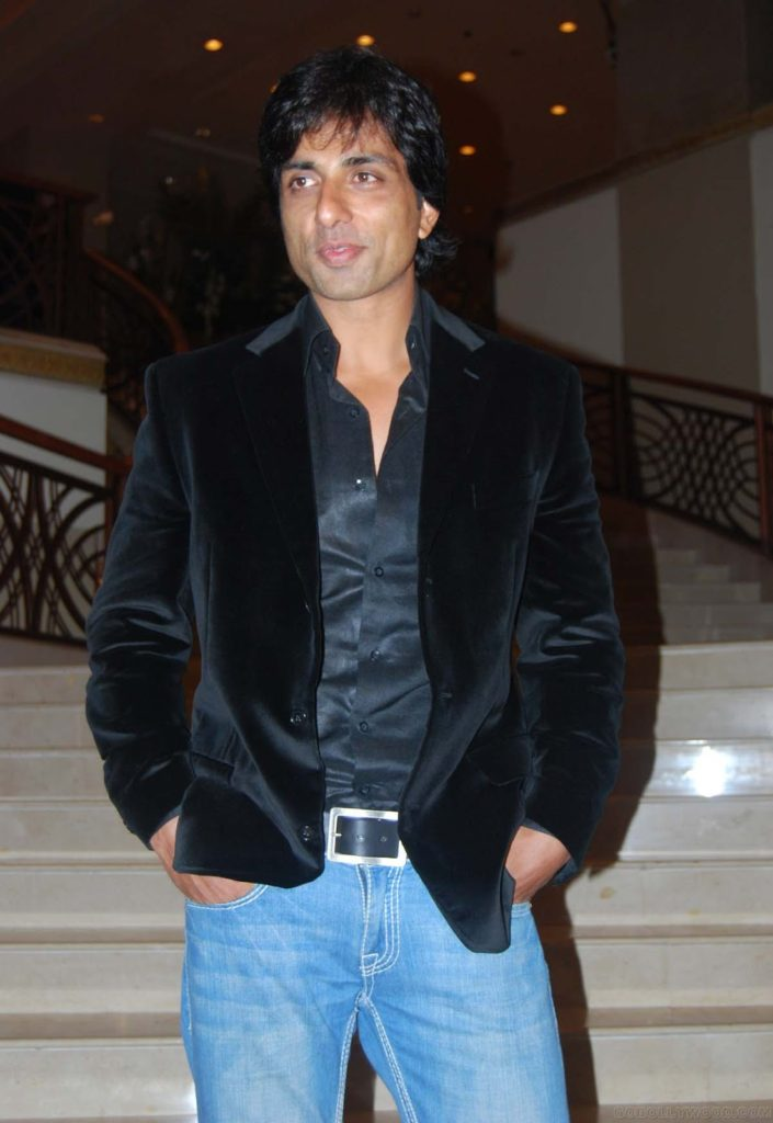 Sonu Sood Cute Photos