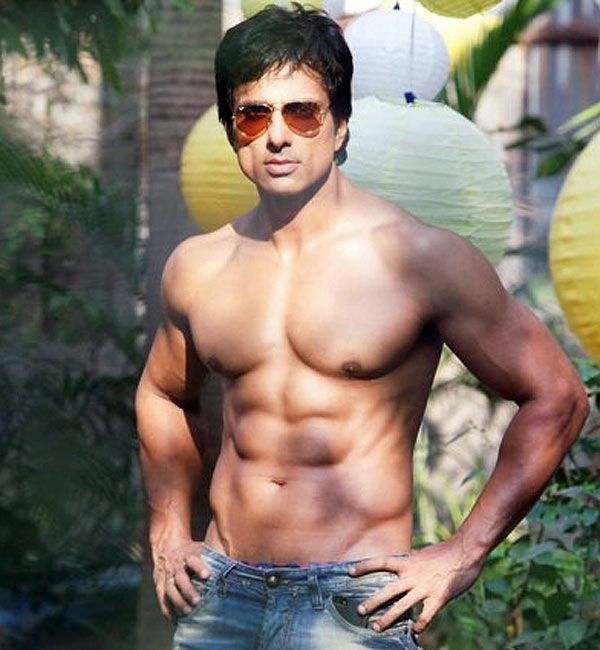 Sonu Sood Hot & Sexy Photos