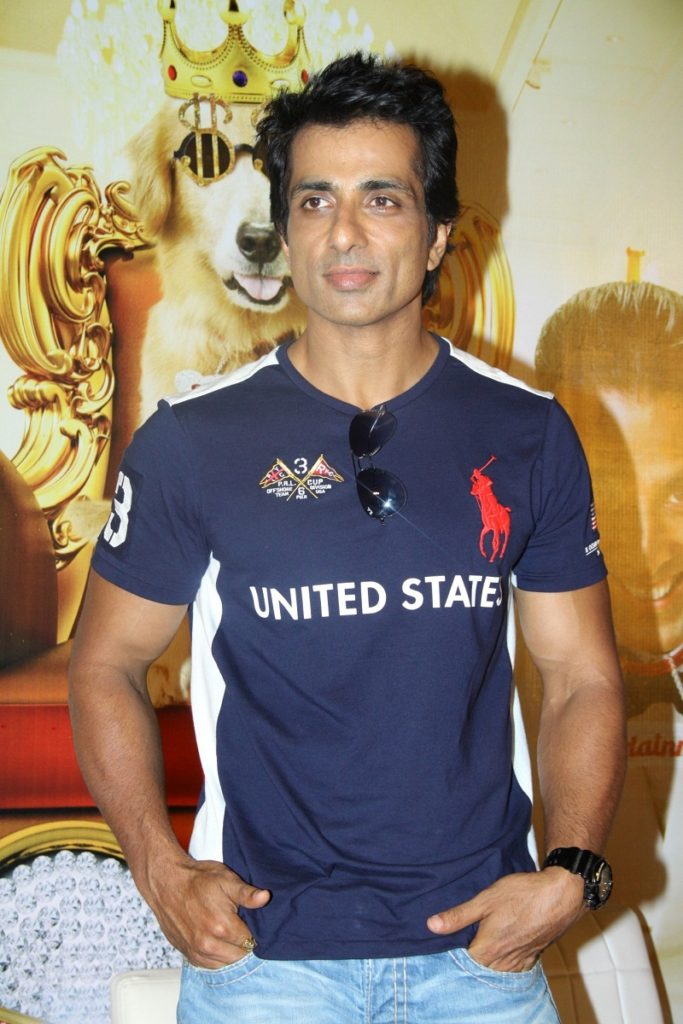 Sonu Sood Latest Images