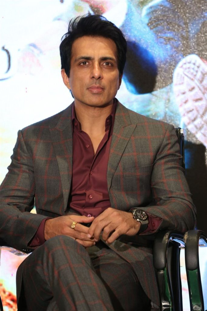 Sonu Sood Lovely Image