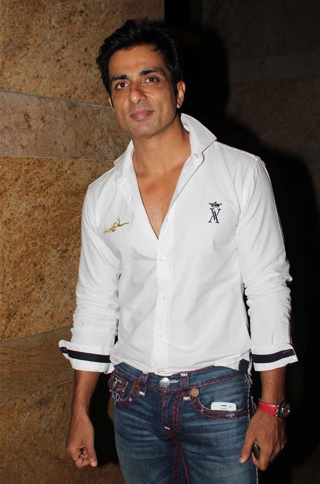 Sonu Sood Lovely Images