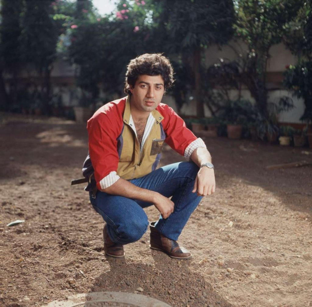 Sunny Deol Charming Images