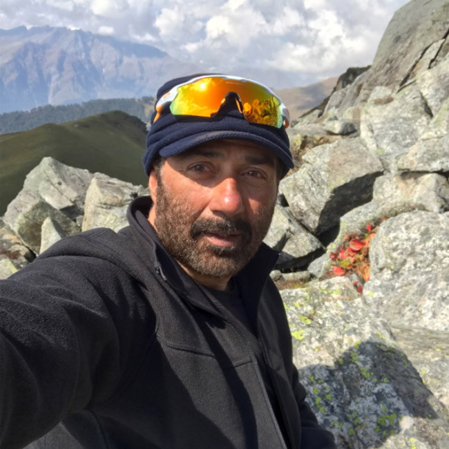 Sunny Deol Hot Images