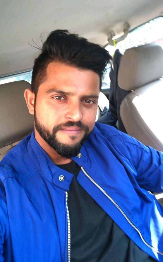 Suresh Raina Attractive Wallpapers