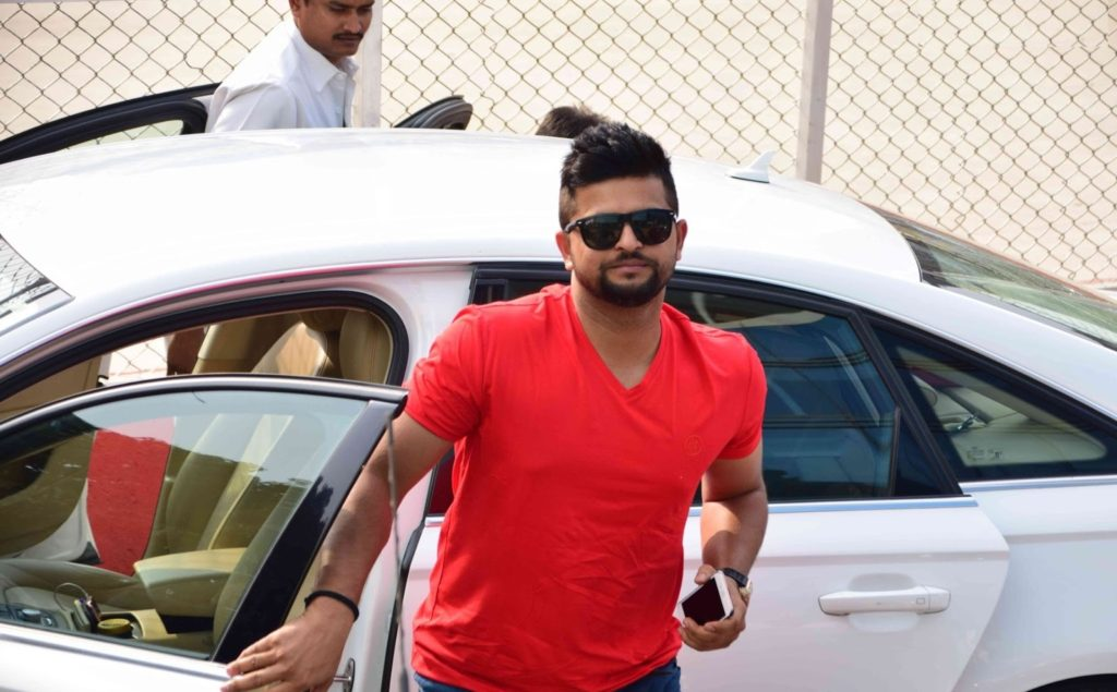 Suresh Raina Beautiful Images