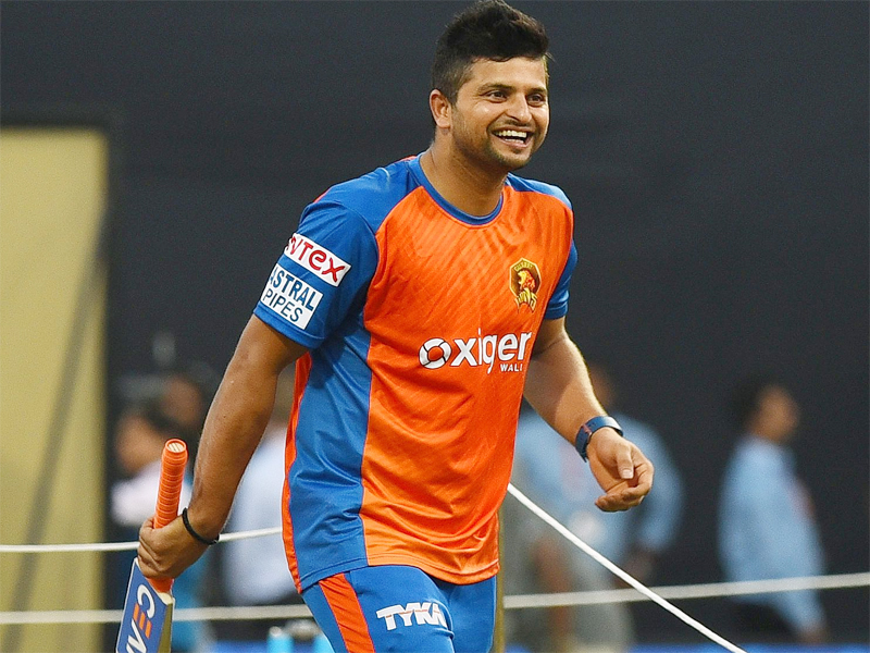 Suresh Raina Cute Photoshoots