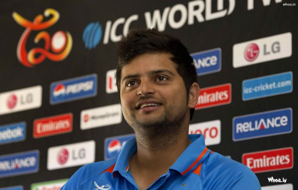 Suresh Raina Hot Look