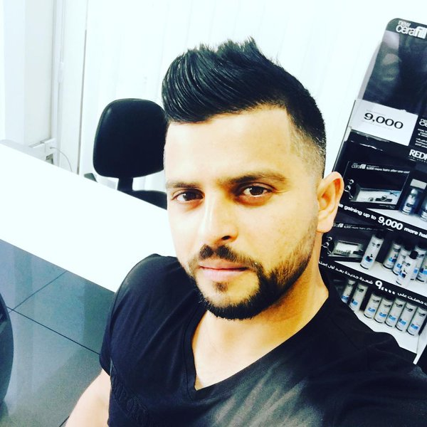 Suresh Raina Latest Photos Gallery