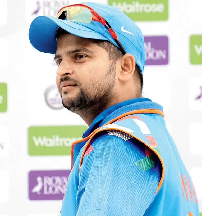 Suresh Raina Latest Pics