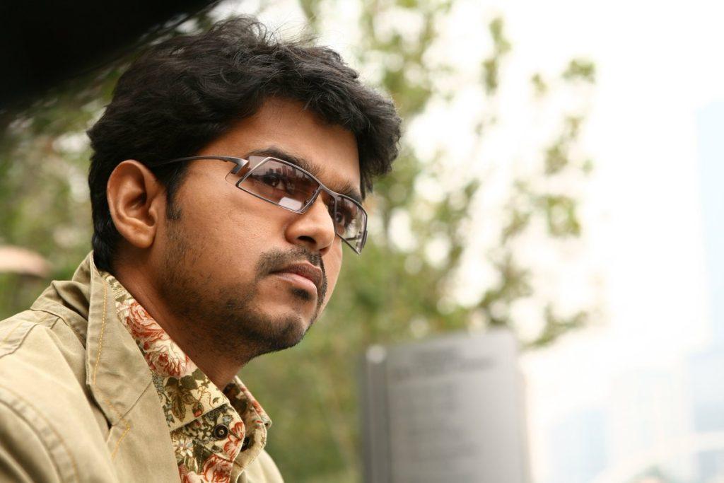 Vijay Latest Hair Style Images