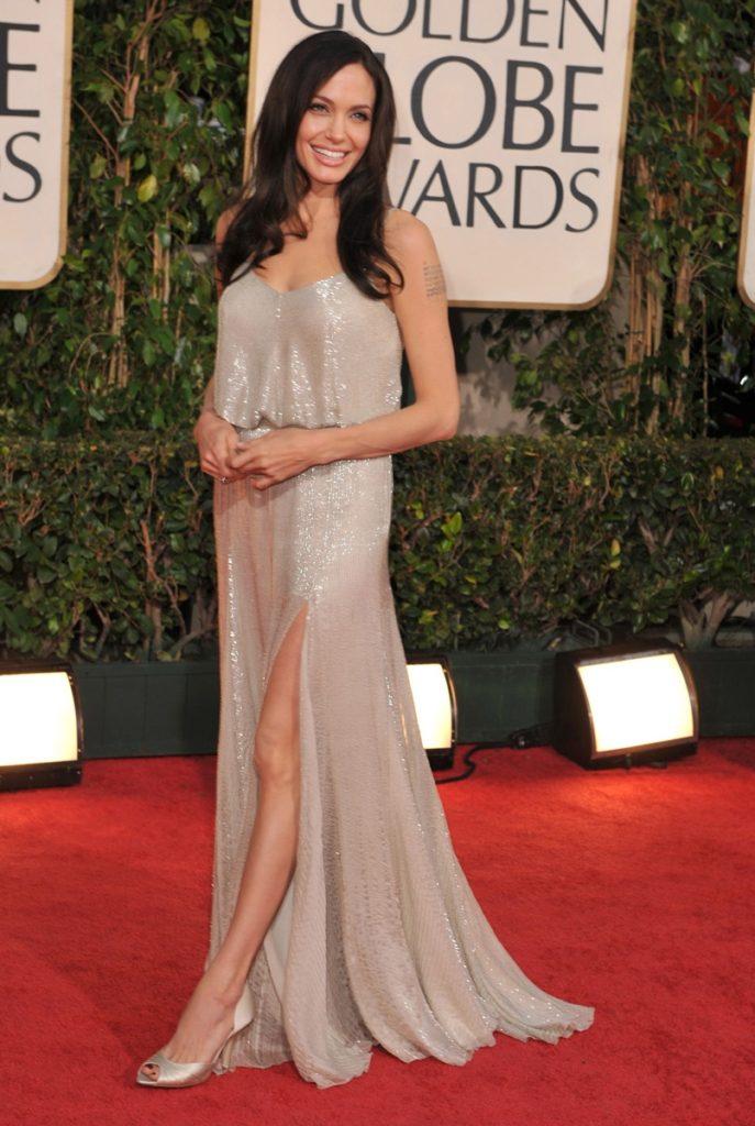 Actress Angelina Jolie Hot Images & Photos Wallpapers