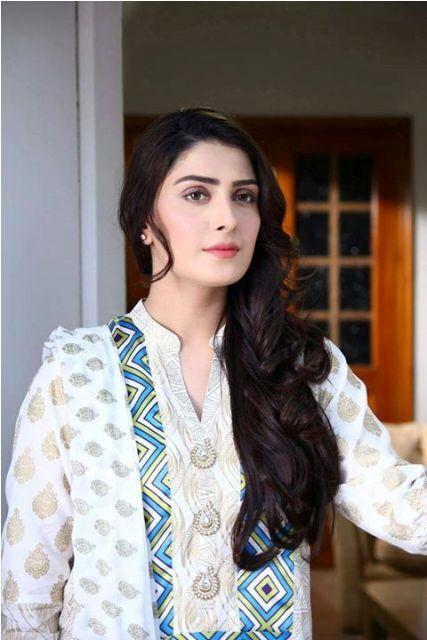 Actress Ayeza Khan New Unseen Pics
