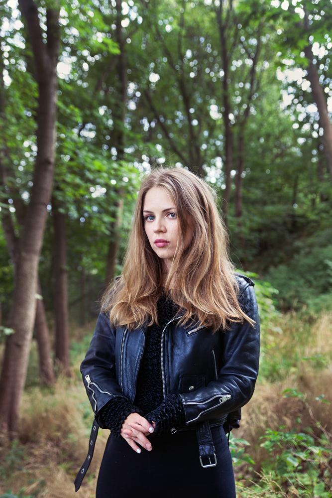 Alexandra Dahlström In Jacket Pics