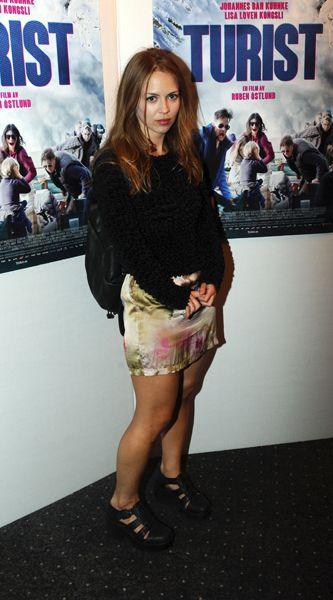 Alexandra Dahlström Sexy Legs Wallpapers