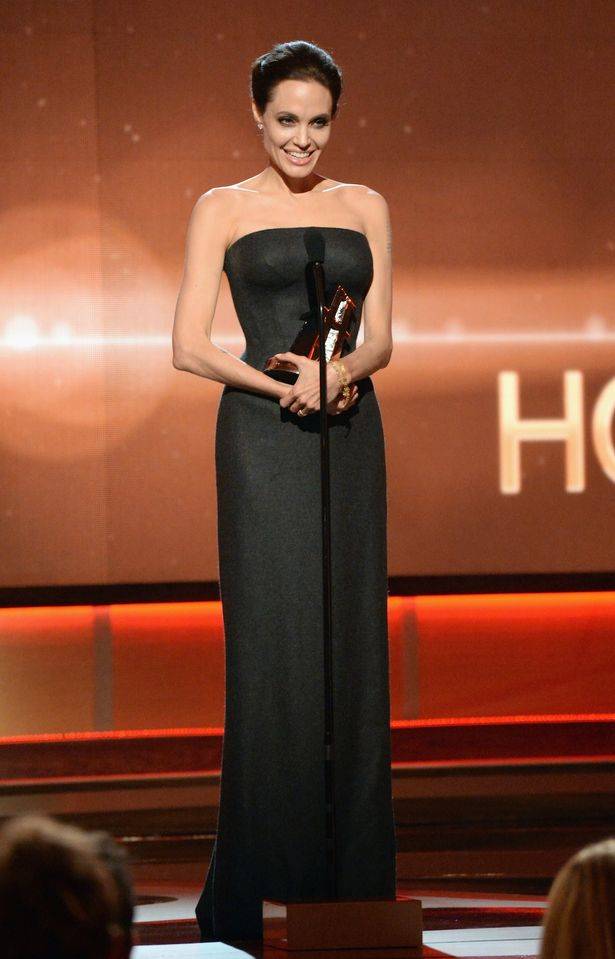 Angelina Jolie Age Biography