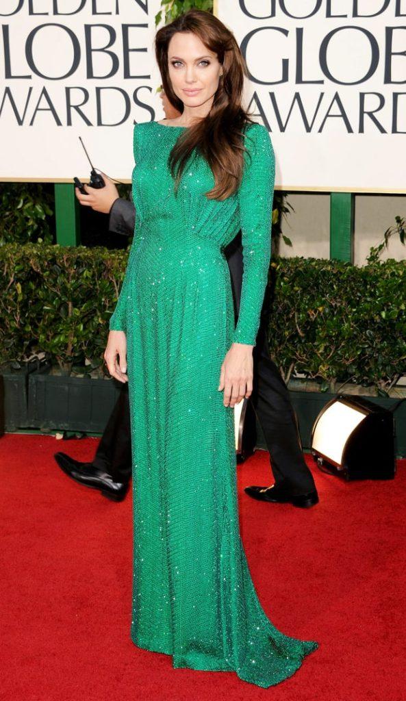Angelina Jolie Height Weight