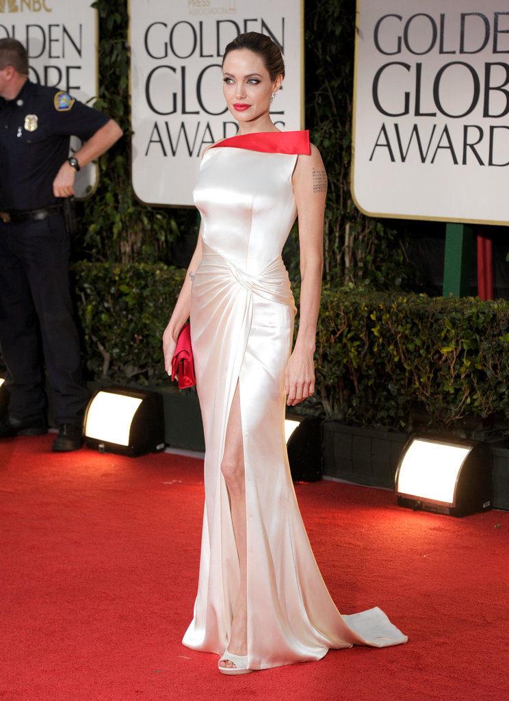 Angelina Jolie Hot Look In Bra Panty Photos