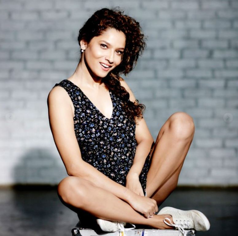 Ankita Lokhande In Bikini Photos