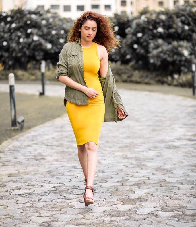 Ankita Lokhande Latest New Photoshoot Pics