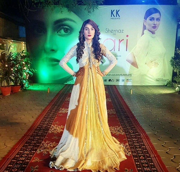 Ayeza Khan Hot Looking Pics At Rampwalk