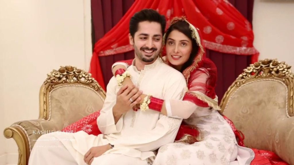Ayeza Khan Hottest Images With His Husband
