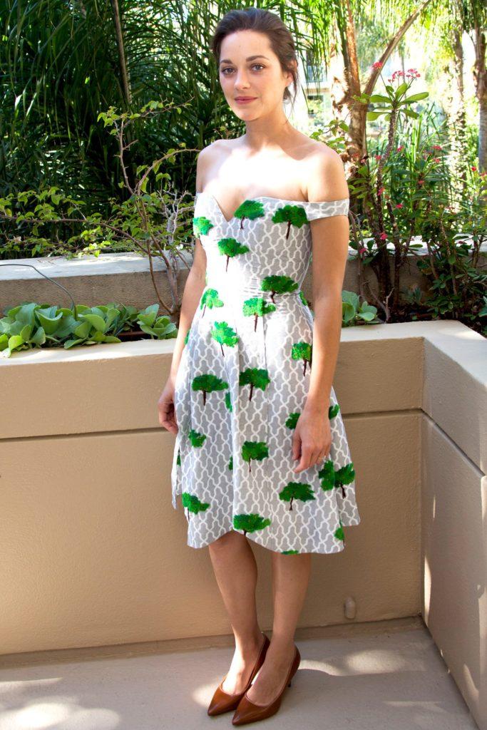 Beautiful Actress Marion Cotillard Latest FUll HD Pics