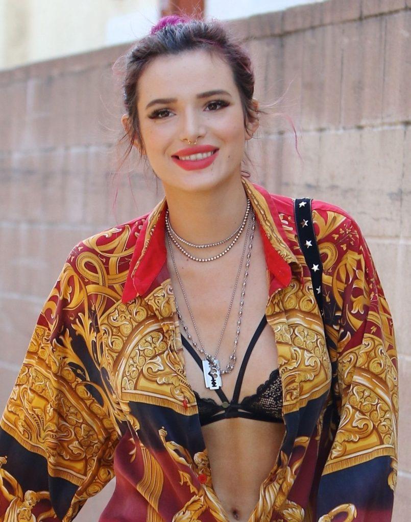 Bella Thorne Hot & Bold Images Photoshoot