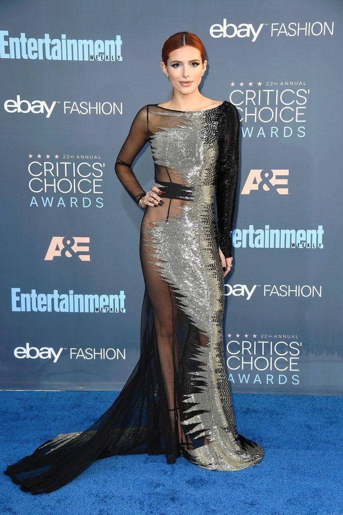 Bella Thorne Hot Look At Award Show