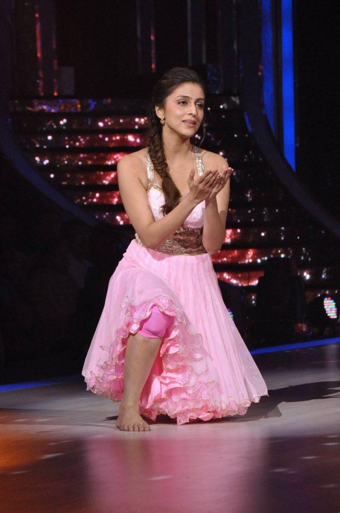 Dipika Kakar Dancing Images At Tv Show