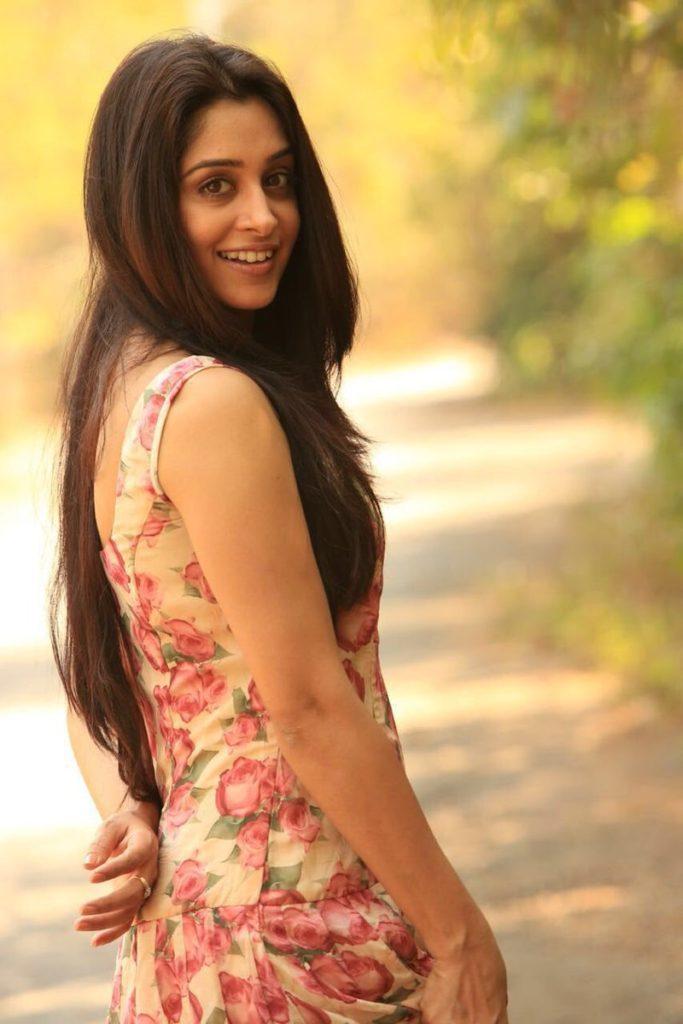 Dipika Kakar Hot Look In Backside Images