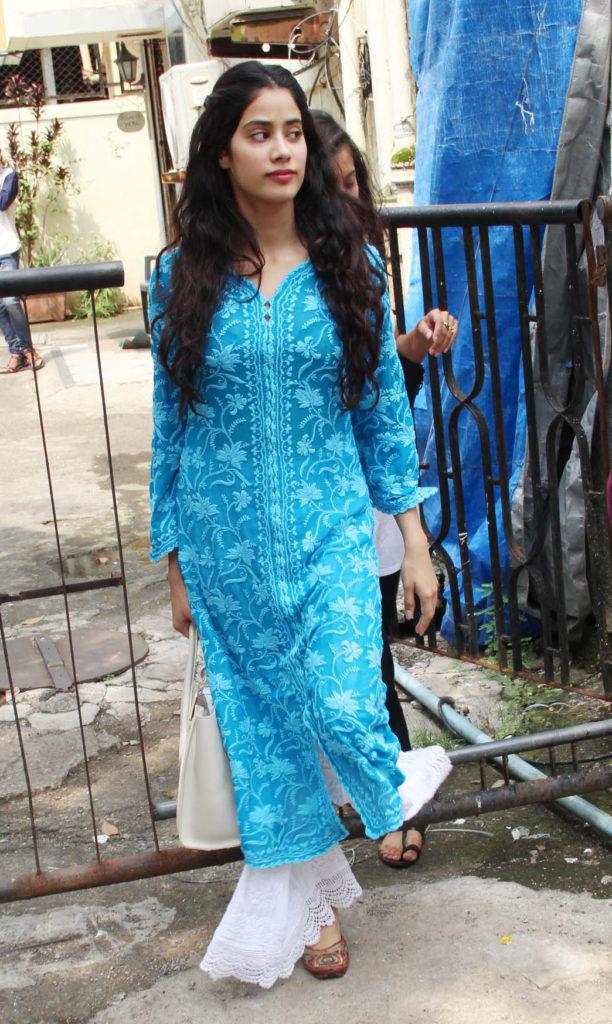 Gorgeous Jhanvi Kapoor Images