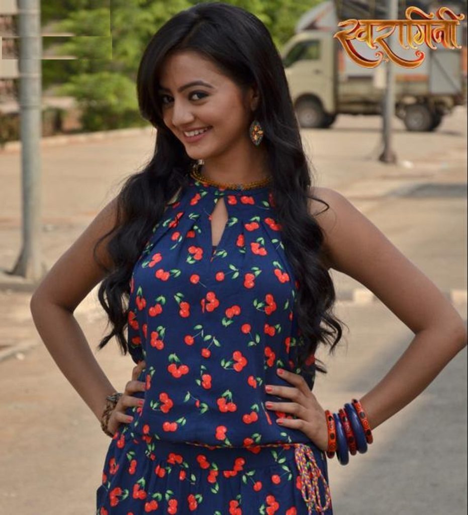 Helly Shah Hot Images In Short Cloths