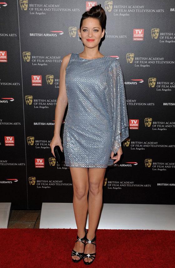 Hollywood Actress Marion Cotillard Latest Hot Bikini Pics