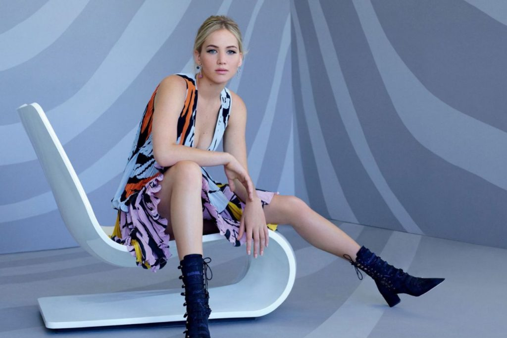 Jennifer Lawrence Hot HD Photoshoot Pictures