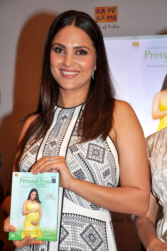 Lara Dutta At Interview